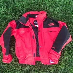 Vintage The North Face Gore-tex Ski coat
